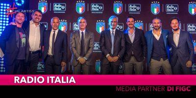 Radio Italia, rinnovato l'accordo di partnership con FIGC