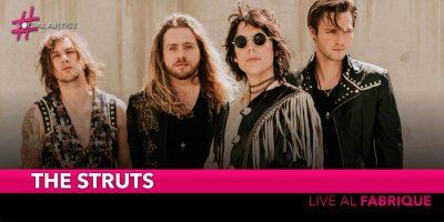 The Struts, il 29 ottobre live al Fabrique di Milano