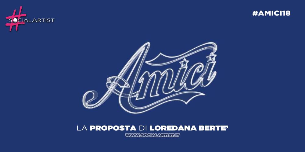 Amici 18, Loredana Bertè si oppone all'eliminazione di Ludovica e fa una proposta alla produzione