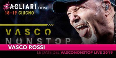 """Vasco Rossi, sei live allo Stadio SanSiro di Milano con il suo """"Vasco Non Stop Live 2019"""""""
