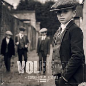 Volbeat Rewind, Replay, Rebound
