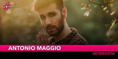 """INTERVISTA: Antonio Maggio """"ho trovato finalmente la mia giusta dimensione"""""""