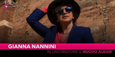Gianna Nannini, a Nashville per lavorare al nuovo album di inediti