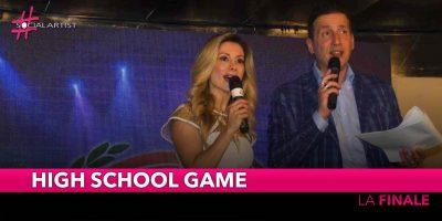 High School Game, la finale nazionale il prossimo 20 maggio a Civitavecchia