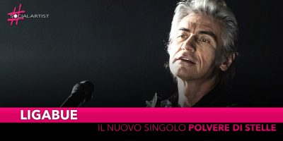 """Ligabue, dal 24 maggio il nuovo singolo """"Polvere di stelle"""""""