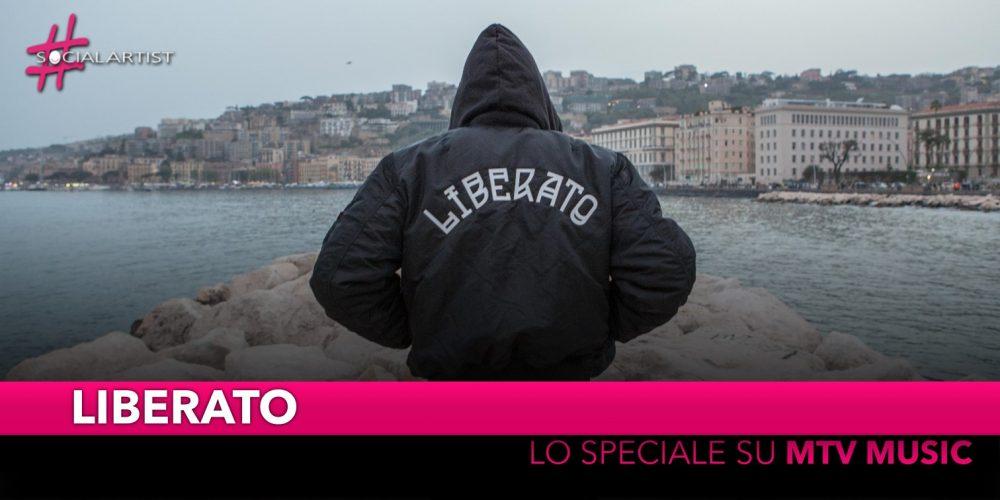 Liberato, sabato 18 maggio speciale su MTV Music