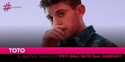 """Rkomi, da venerdì 24 maggio il nuovo singolo """"Visti dall'alto"""" feat. Dardust"""