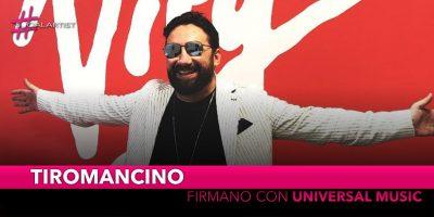I Tiromancino approdano in Universal Music sotto etichetta Virgin Records