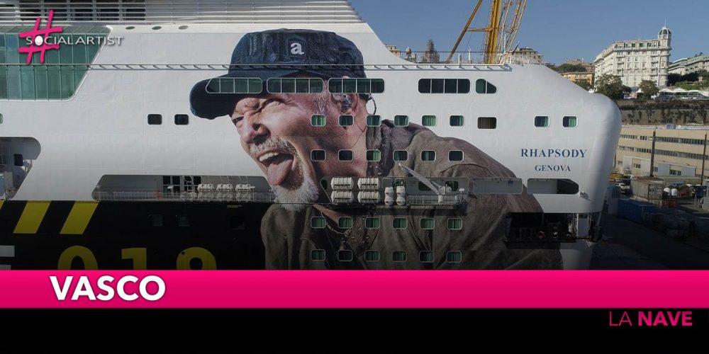 Vasco, la nave su cui ogni fan del Komandante sogna di salire!