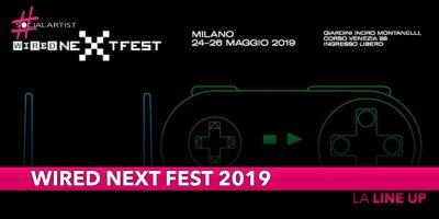 Wired Next Fest 2019, la line-up della decima edizione
