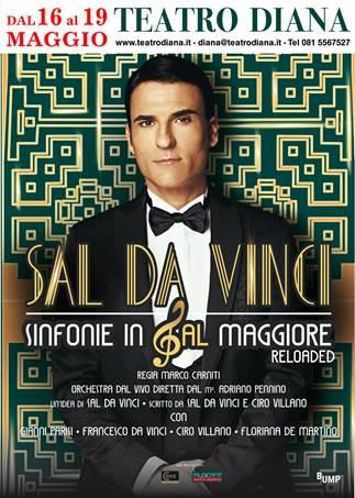 Sal Da Vinci Teatro Diana di Napoli
