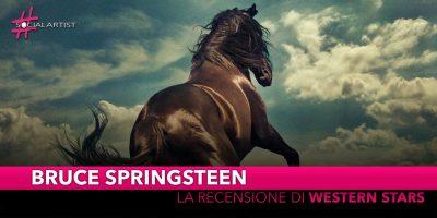 """Bruce Springsteen, la recensione del nuovo album """"Western Stars"""""""