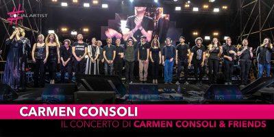"""Carmen Consoli, grazie a """"Carmen Consoli & Firends"""" i ragazzi di Namasté hanno una casa tutta loro"""