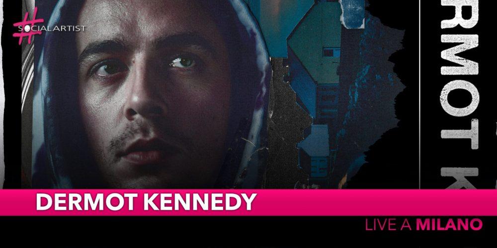 Dermot Kennedy, live al Fabrique di Milano