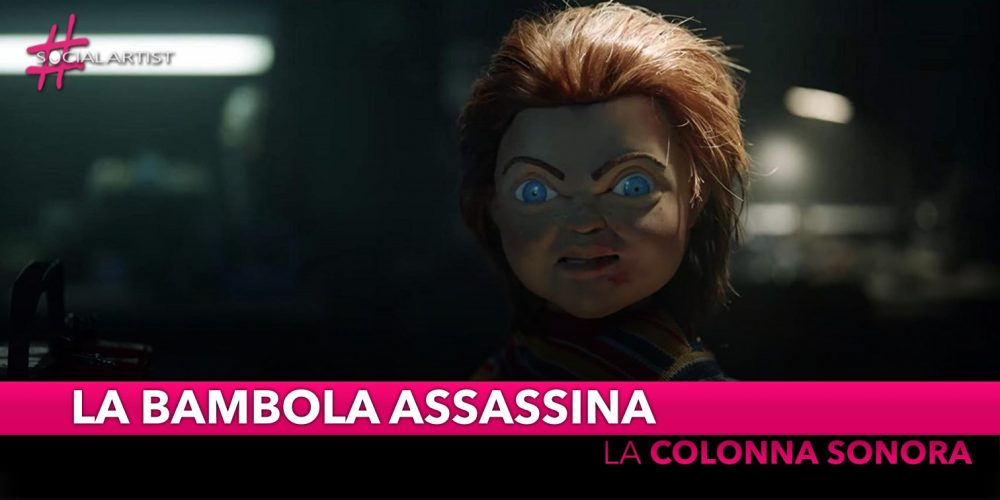 La Bambola Assassina, è online la colonna sonora del film