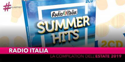 """Radio Italia, dal 21 giugno sarà disponibile """"Radio Italia Summer Hits 2019"""""""