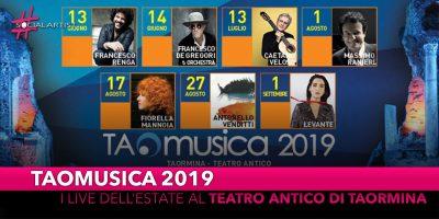 TAOmusica, i concerti dell'estate siciliana al Teatro Antico di Taormina