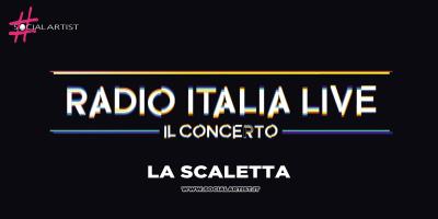 Radio Italia Live 2019, la scaletta della data di Palermo
