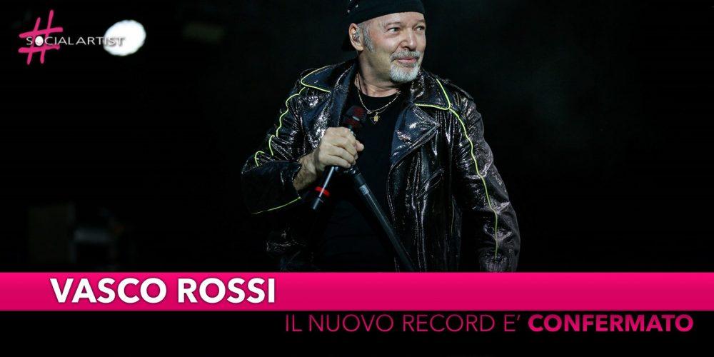 Vasco, un'esplosione di energia il sesto concerto a San Siro