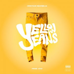 Cristian Margelia Yellow Jeans
