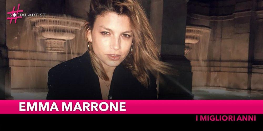 """Emma Marrone nel cast del film """"I Migliori Anni"""" di Gabriele Muccino"""