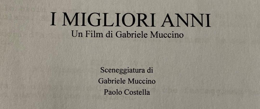 I migliori anni Gabriele Muccino Emma Marrone