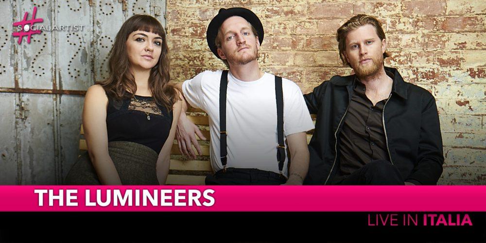 The Lumineers, annunciano il live all'Arena di Verona