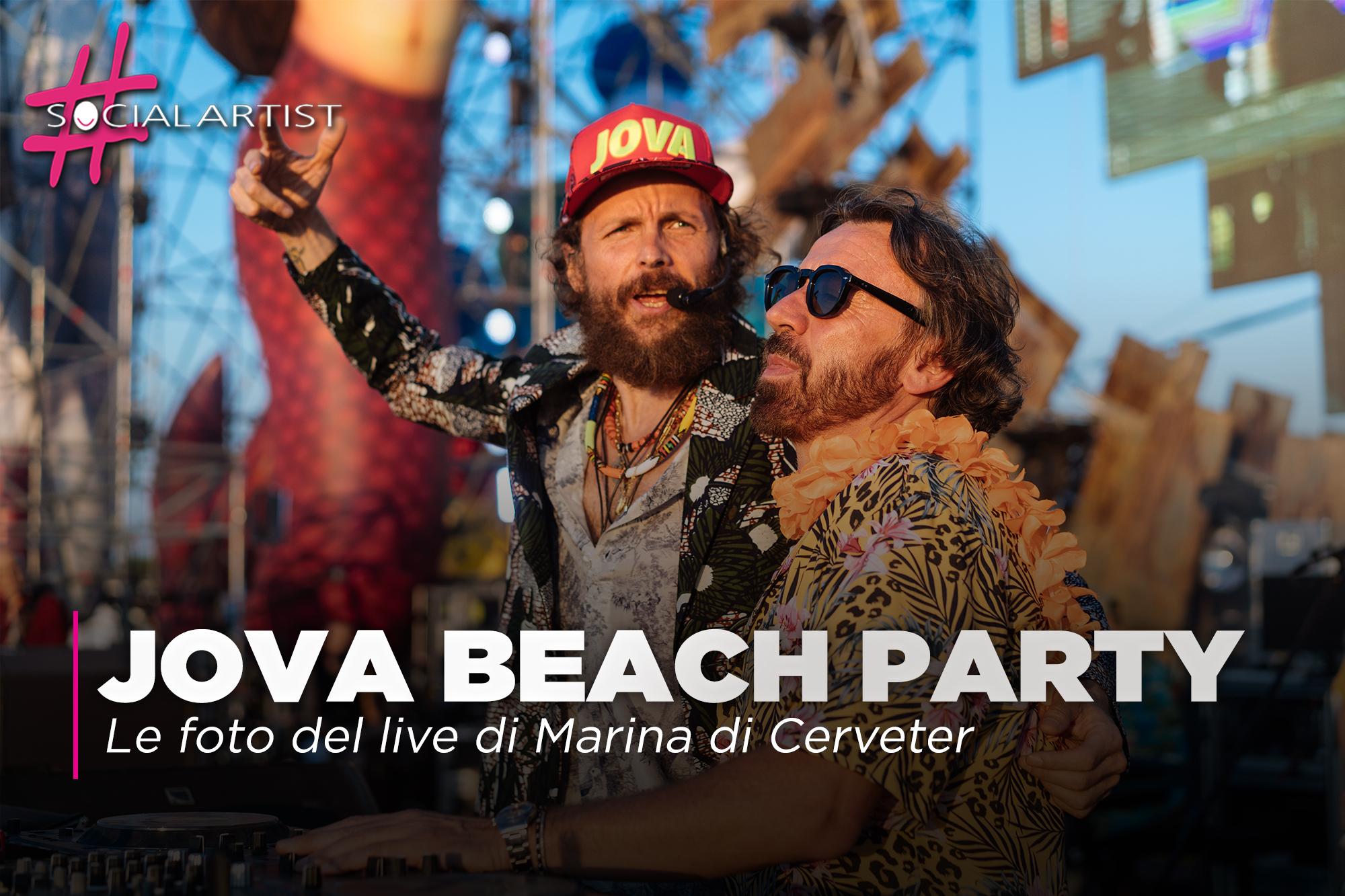 Jova Beach Party Marina di Cerveteri