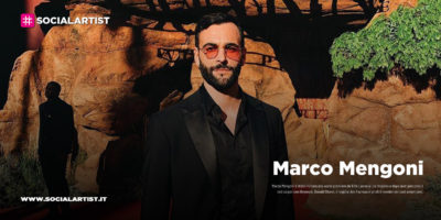 """Marco Mengoni, a Los Angeles per la premiere de """"Il Re Leone"""""""