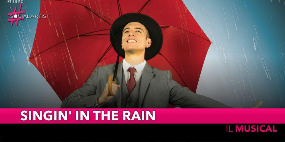 Singin' in the Rain – Cantando sotto la Pioggia, tutte le info sul musical