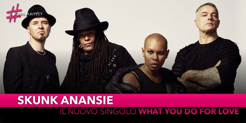 """Skunk Anansie, dal 5 luglio il nuovo singolo """"What you do for love"""""""