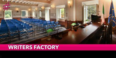 Writers Factory, appuntamento il 29 luglio con la Scuola delle Scritture Ursula Le Guin