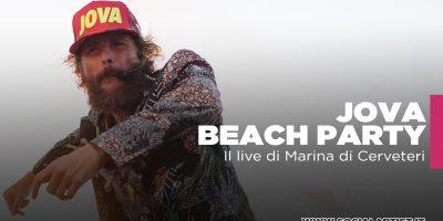 Jovanotti, il Jova Beach Party di Marina di Cerveteri