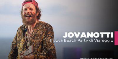 Jovanotti, il Jova Beach Party di Viareggio