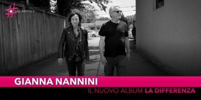 """Gianna Nannini, dal 15 novembre il nuovo album di inediti """"La differenza"""""""