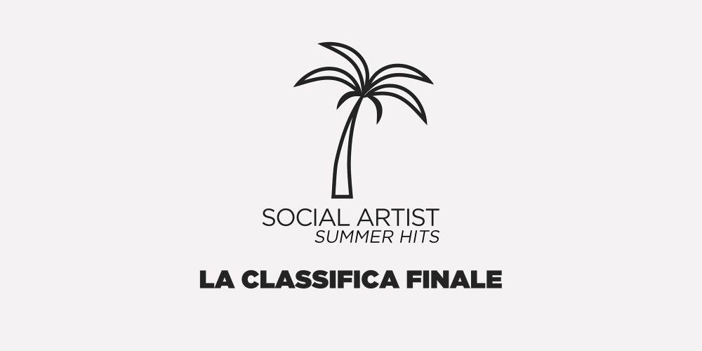 Social Artist – Summer Hits, il vincitore e la classifica finale