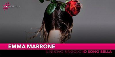 """Emma Marrone, dal 6 settembre il nuovo singolo """"Io sono bella"""""""