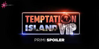 Temptation Island VIP 2019, i profili social del programma spoilerano le prime dinamiche