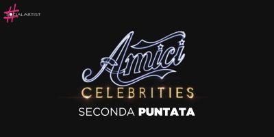 Amici Celebrities, la seconda puntata in onda il 28 settembre su Canale 5