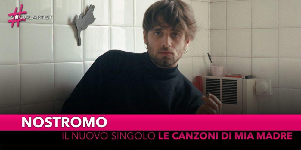 """Nostromo, dal 20 settembre il nuovo singolo """"Le canzoni di mia madre"""""""