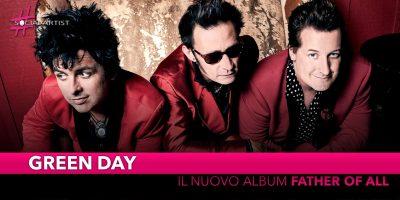 """Green Day, dal 7 febbraio il nuovo album """"Father of All"""""""