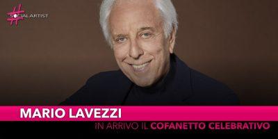Mario Lavezzi, arriva il cofanetto celebrativo dei 50 anni di carriera