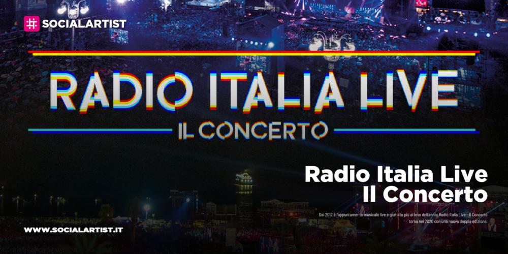 Radio Italia Live 2020, annunciati gli appuntamenti con il concerto di Radio Italia