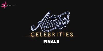 Amici Celebrities, la finale in onda il 23 ottobre su Canale 5