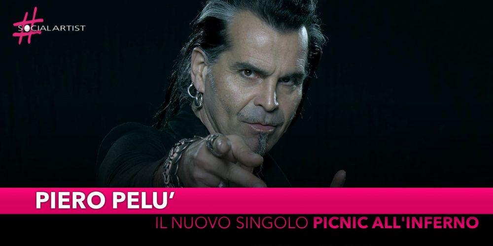 """Piero Pelù, dal 18 ottobre il nuovo singolo """"Picnic all'Inferno"""""""