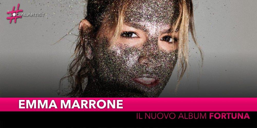 """Emma Marrone, dal 25 ottobre il nuovo album """"Fortuna"""""""