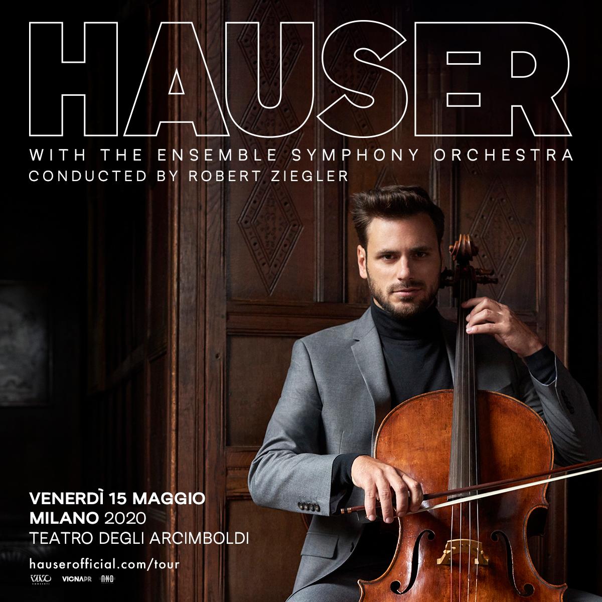 Hauser Teatro degli Arcimboldi