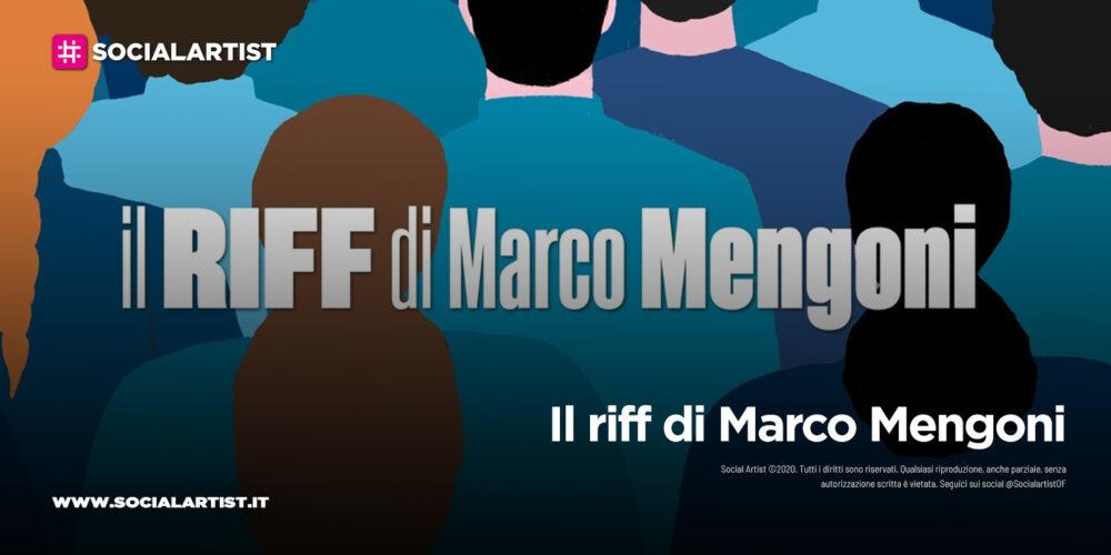 """Marco Mengoni, dal 28 ottobre arriva la serie di podcast """"Il riff di Marco Mengoni"""""""