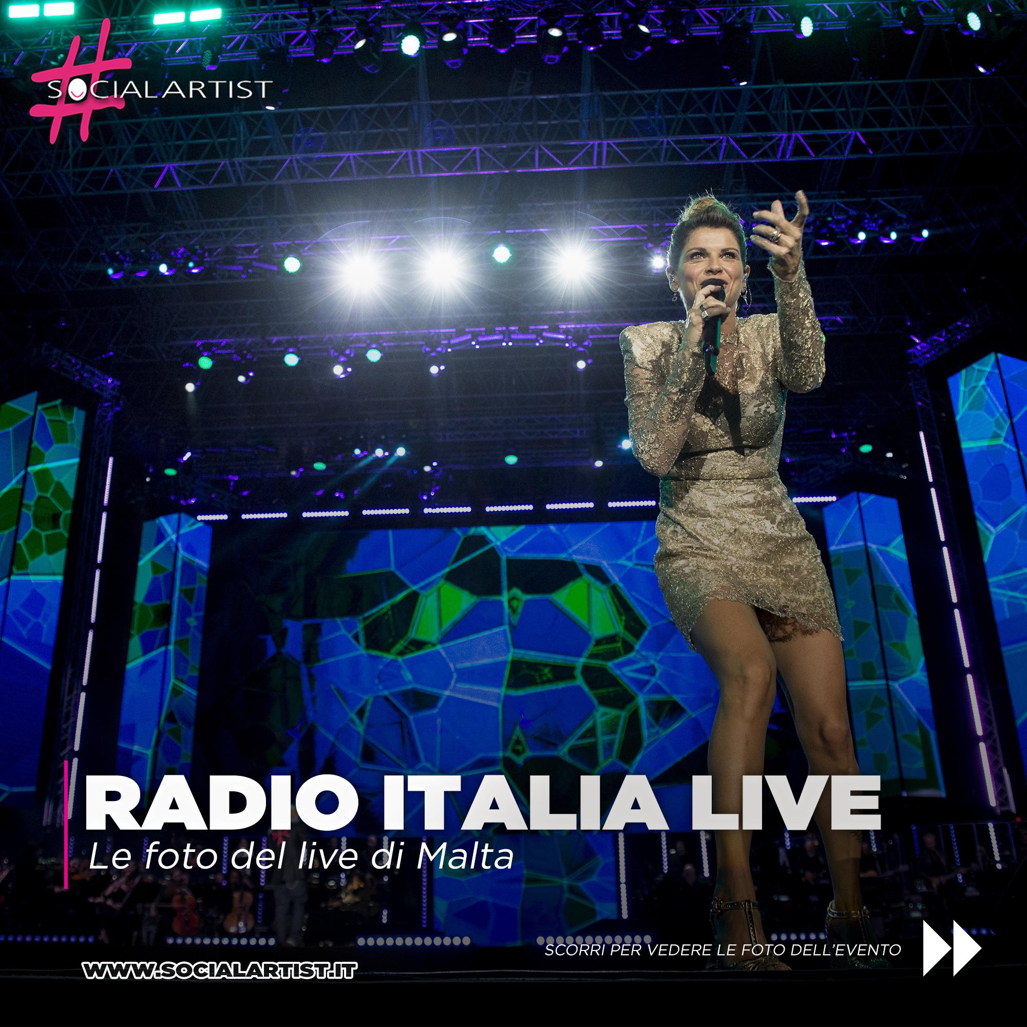 Radio Italia Live Malta