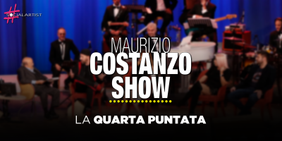 Maurizio Costanzo Show, la quarta puntata in onda il 20 novembre